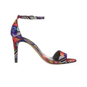 Aldo | Floral dress sandals multicolor